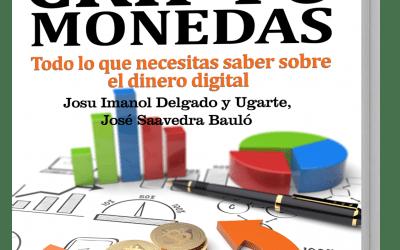 Lanzamiento del GuíaBurros: Criptomonedas, de los autores Josu Imanol Delgado y Ugarte y Francisco José Saavedra Bauló